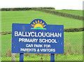 J4160 : Former Ballycloughan Primary School near Saintfield (2013-3) by Albert Bridge