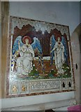 TQ1649 : St Martin, Dorking: memorial (i) by Basher Eyre