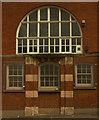 TQ2775 : Window detail, Battersea Arts Centre by Jim Osley