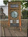 TQ3877 : The Shepherd Gate Clock, Royal Observatory, Greenwich by David Dixon
