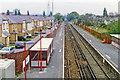 TQ2571 : Haydons Road station, 1992 by Ben Brooksbank