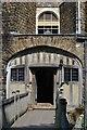 TR3750 : The garden door, Walmer Castle by David Martin