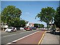 TQ5390 : Harold Hill: Straight Road by Nigel Cox