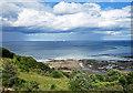 TA0585 : Cornelian Bay & Perilous Rocks from the Cleveland Way by Scott Robinson