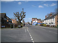 SP0365 : North on Evesham Road, Headless Cross, Redditch by Robin Stott