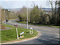 SP0365 : Coldfield Drive heads downhill from Headless Cross, Redditch by Robin Stott