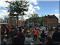 SK5739 : Carnival parade enters Old Market Square by David Lally