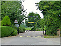 SK3830 : Entrance to Chellaston Park by David Lally