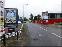 H4573 : Killybrack Road, Omagh by Kenneth  Allen