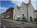 NX9876 : Houses on Annan Road, Dumfries by Ian S