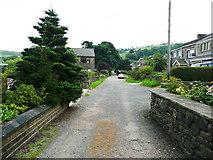 SE0913 : Flat House, Linthwaite by Humphrey Bolton