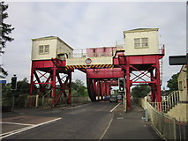 NS4967 : White Cart Bridge on the A8 at Renfrew by Ian S