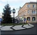 ST1871 : Penarth Town Clock by Jaggery