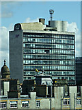 NS5965 : Glasgow rooftops - City of Glasgow College by Thomas Nugent