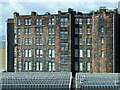 NS5865 : Glasgow rooftops by Thomas Nugent