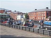 SP0686 : Cambrian Wharf, Birmingham by David Hallam-Jones