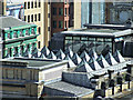 NS5965 : Glasgow rooftops - the GOMA by Thomas Nugent