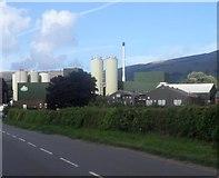 SJ1065 : Llaethdy Llandyrnog / Llandyrnog Creamery by Ceri Thomas