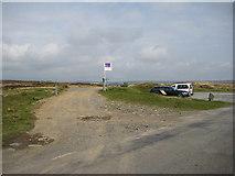 SE7294 : Car park at Bank Top by Pauline E