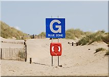 TQ9618 : Meeting point G, Camber Sands by N Chadwick