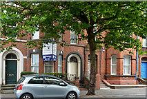 J3472 : No 123 University Street, Belfast by Albert Bridge