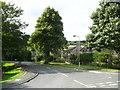 SE0126 : Bankfield Avenue, Mytholmroyd, at Midgley Road by Humphrey Bolton