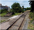 SO0253 : Towards Llandrindod from Builth Road railway station by Jaggery