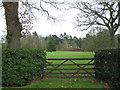SP1871 : Tended grounds near the Grange, by Mill Lane, Kingswood by Robin Stott