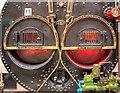 SD6909 : Lancashire Boiler Front, Bolton Steam Museum by David Dixon