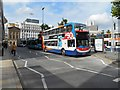 SJ8498 : Parker Street (Piccadilly Bus Station) by David Dixon