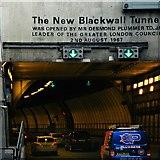 TQ3880 : The New Blackwall Tunnel by David Dixon