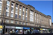 NT2473 : Lothian Road, Edinburgh by Leslie Barrie