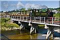 """SN6080 : """"Llywelyn"""" crossing Afon Rheidol by Ian Capper"""