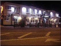 TQ1883 : Tommy Flynn's pub on Ealing Road, Alperton by David Howard