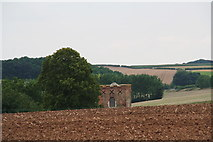 TF3579 : Is it a water tower? No it's Burwell Church by Chris