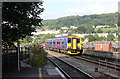 ST7564 : Arriving at Bath Spa by Martin Addison