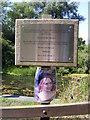 TM3590 : Memorial on Pirnhow Street Bridge by Adrian Cable