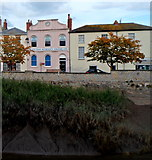 ST3037 : East Quay viewed from West Quay, Bridgwater by Jaggery