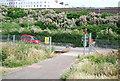 TQ3303 : Level crossing, Volks Railway by N Chadwick