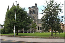 NS4863 : Paisley Abbey by Billy McCrorie