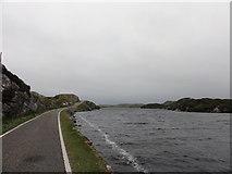 NG1793 : Loch Phlocrapoil by Mat Tuck