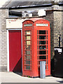 TM3389 : Bungay Telephone Box by Adrian Cable