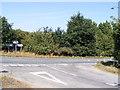 TM3589 : Vicarage Lane, Mettingham by Geographer