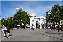 TQ2780 : Marble Arch by DS Pugh