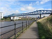 NZ2463 : Queen Elizabeth II bridge and River Tyne by Gareth James
