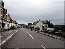 NH6091 : Heading in to Bonar Bridge by James Denham