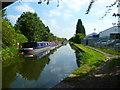 TQ0179 : Orange Way after Wiltshire (479) by Shazz