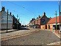 NZ2154 : The Main Street, Edwardian Village, Beamish open Air Museum by Bill Henderson