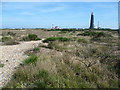 TR0817 : On the shingle at Dungeness by Marathon