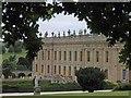 SK2670 : Chatsworth Hall by Steve  Fareham